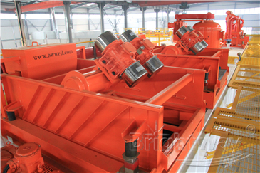 Shale Shaker in Solids Control System