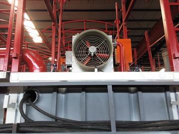 ZJ50 mud system heater