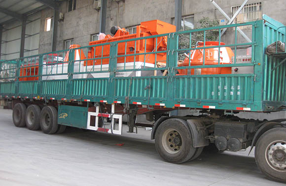 One set Cutting Dryer System shipment to Inner Mongoli