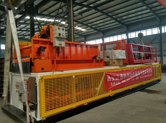 Drying shaker for Drilling Waste Management System