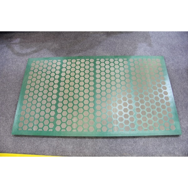 Steel Frame Shaker Screen